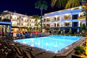 Samira Exclusive Hotel & Apartments, Szállodák  Kalkan - big - 66