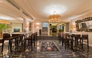Samira Exclusive Hotel & Apartments, Szállodák  Kalkan - big - 59