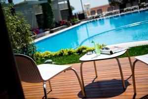 Samira Exclusive Hotel & Apartments, Szállodák  Kalkan - big - 55