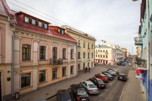 Апартаменты City Hall, Минск