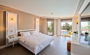 Samira Exclusive Hotel & Apartments, Szállodák  Kalkan - big - 3