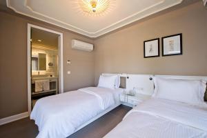 Samira Exclusive Hotel & Apartments, Szállodák  Kalkan - big - 19