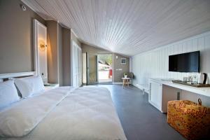 Samira Exclusive Hotel & Apartments, Szállodák  Kalkan - big - 8