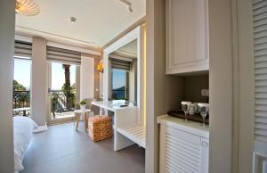 Samira Exclusive Hotel & Apartments, Szállodák  Kalkan - big - 12