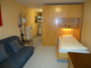 Dvoupodlažní apartmán