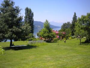 Ferienwohnungen Seerose direkt am See, Apartmány  Millstatt - big - 67