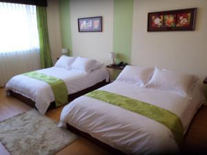 Ficoa Real Suites, Hotely  Ambato - big - 10