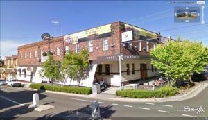 Сидней - Concord Hotel