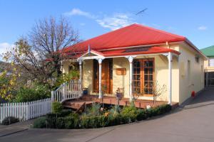 Hobart Quayside Cottages