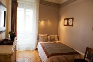 Suite Edouard Herriot, Отели типа «постель и завтрак»  Лион - big - 5