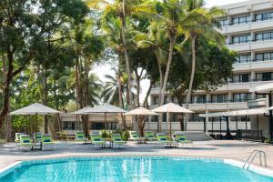 Фритаун - Radisson Blu Mammy Yoko Hotel