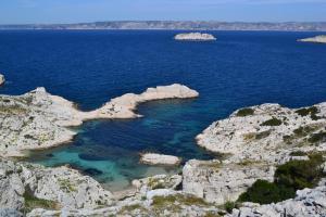 Le Gabian, Apartmány  Marseille - big - 10