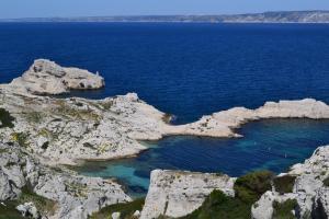 Le Gabian, Apartmány  Marseille - big - 9