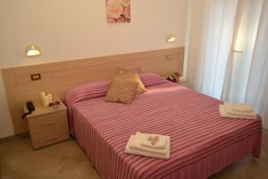 Hotel Baltic, Отели  Мизано-Адриатико - big - 21
