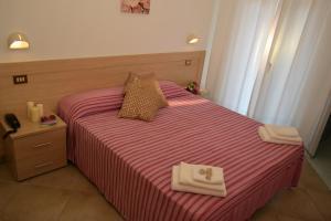 Hotel Baltic, Отели  Мизано-Адриатико - big - 19