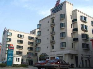 Jinjiang Inn - Yangzhou Siwangting Road