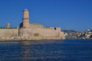 Le Gabian, Apartmány  Marseille - big - 16