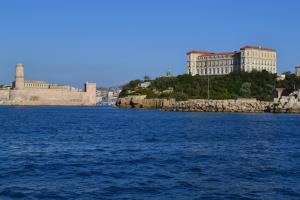 Le Gabian, Apartmány  Marseille - big - 17