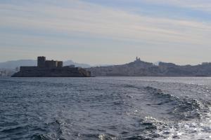 Le Gabian, Apartmány  Marseille - big - 27