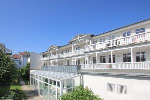 obrázek - Haus Strandeck Ferienwohnungen Paradies Rügen
