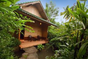The Aura Shanti Retreat and Villa
