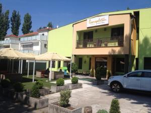 Garni Hotel Cosmopolitan