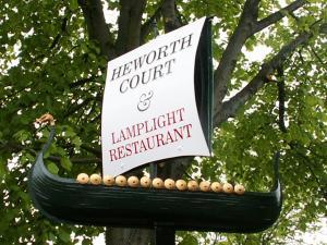 Heworth Court Hotel