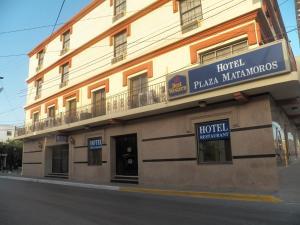 Best Western Plaza Matamoros