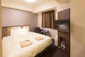 Sanco Inn Nagoya Nishiki, Hotely  Nagoya - big - 15