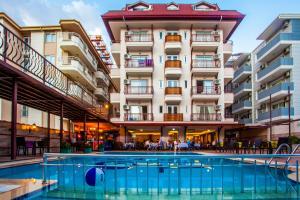 Аланья - Oba Time Hotel