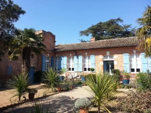 18th-Century Haute-Garonne Guest House