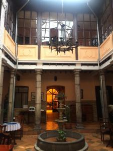 Кито - Hotel Catedral