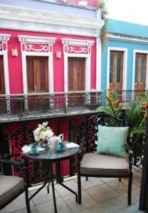Сан-Хуан - Fortaleza Suites Old San Juan