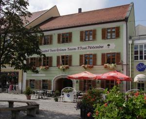 Hotel zum grünen Baum