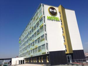 B&B Lyon Etats-Unis - Hotel - Vénissieux
