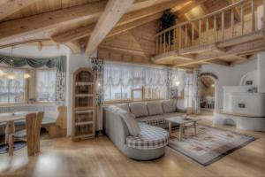 Alexander Mountain-Lodge, Prázdninové domy  San Vigilio Di Marebbe - big - 10