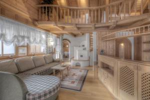 Alexander Mountain-Lodge, Prázdninové domy  San Vigilio Di Marebbe - big - 5