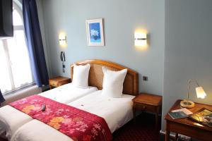 Hôtel Restaurant La Cigogne, Hotel  Munster - big - 3