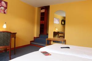 Hôtel Restaurant La Cigogne, Hotel  Munster - big - 4