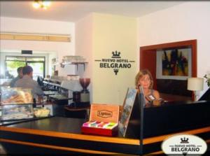 Nuevo Hotel Belgrano, Szállodák  San Nicolás de los Arroyos - big - 37