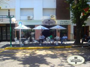 Nuevo Hotel Belgrano, Szállodák  San Nicolás de los Arroyos - big - 7