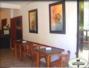 Nuevo Hotel Belgrano, Szállodák  San Nicolás de los Arroyos - big - 26