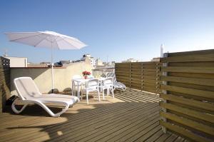 Friendly Rentals Deluxe Paseo de Gracia, Apartmány  Barcelona - big - 33