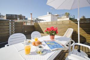 Friendly Rentals Deluxe Paseo de Gracia, Apartmány  Barcelona - big - 32