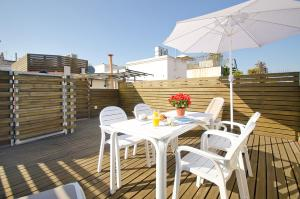 Friendly Rentals Deluxe Paseo de Gracia