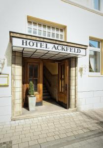 Ackfeld Hotel-Restaurant