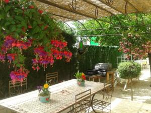 Aux Amandiers, Bed and Breakfasts  Fréjus - big - 22