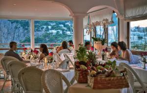 Hotel Villa Brunella, Hotels  Capri - big - 23