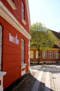 Hotel Ribe, Мини-гостиницы  Рибе - big - 28