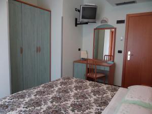Hotel Aquila D'Oro, Szállodák  Misano Adriatico - big - 5